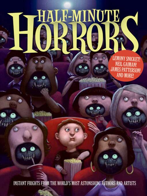 Title details for Half-Minute Horrors by Susan Rich - Wait list