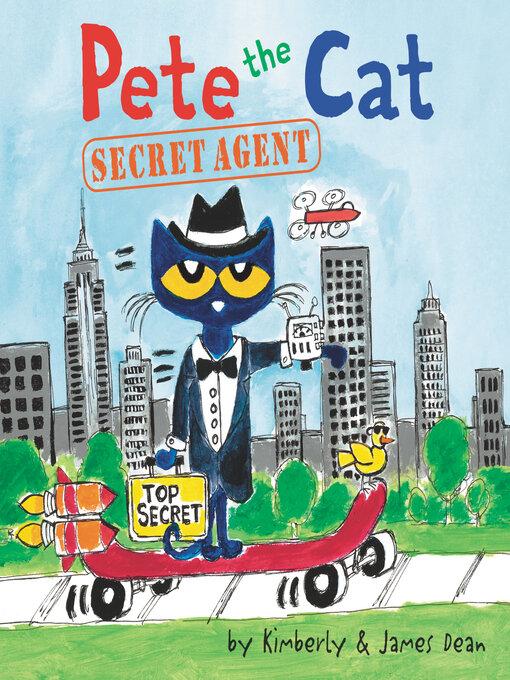 Title details for Secret Agent by James Dean - Wait list