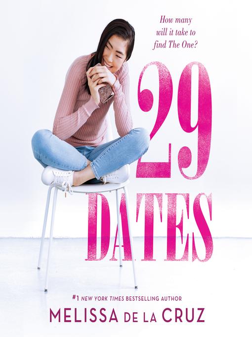 Title details for 29 Dates by Melissa de la Cruz - Wait list