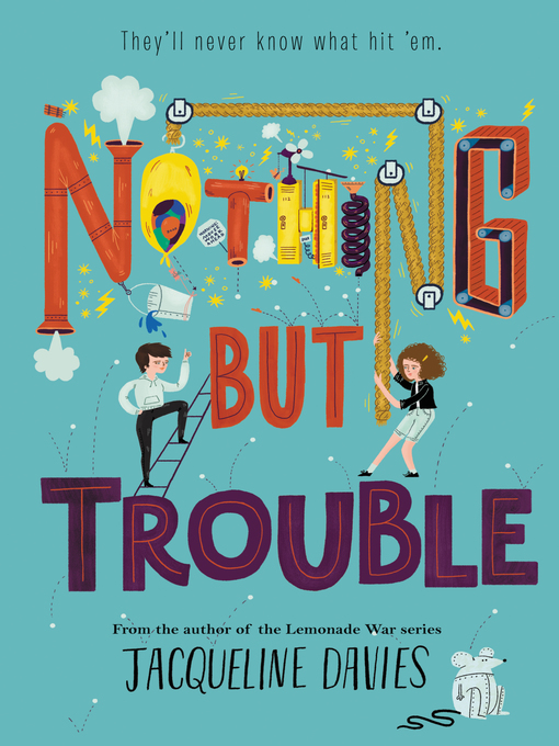 Cover of Nothing but Trouble
