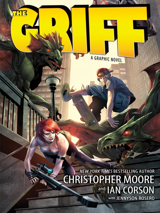 Title details for The Griff by Christopher Moore - Available