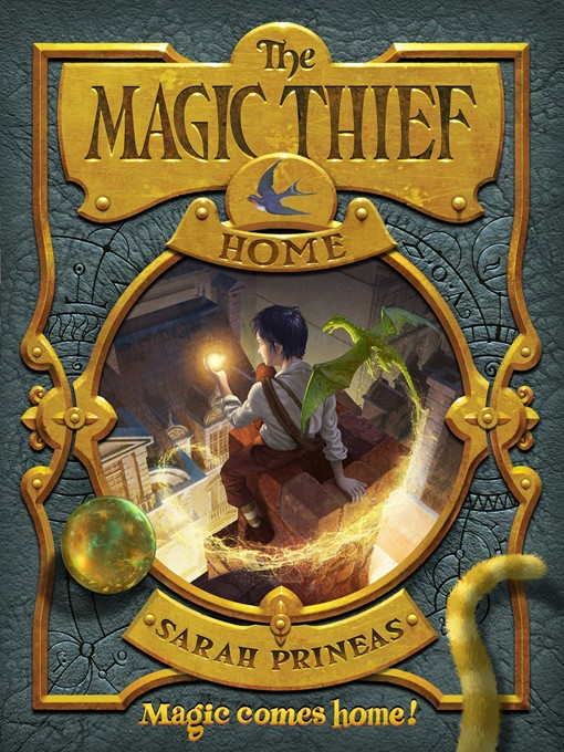Title details for Home by Sarah Prineas - Available