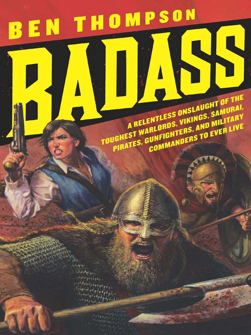 Title details for Badass by Ben Thompson - Available