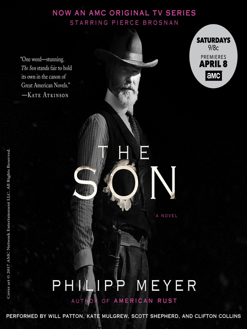 Title details for The Son by Philipp Meyer - Wait list