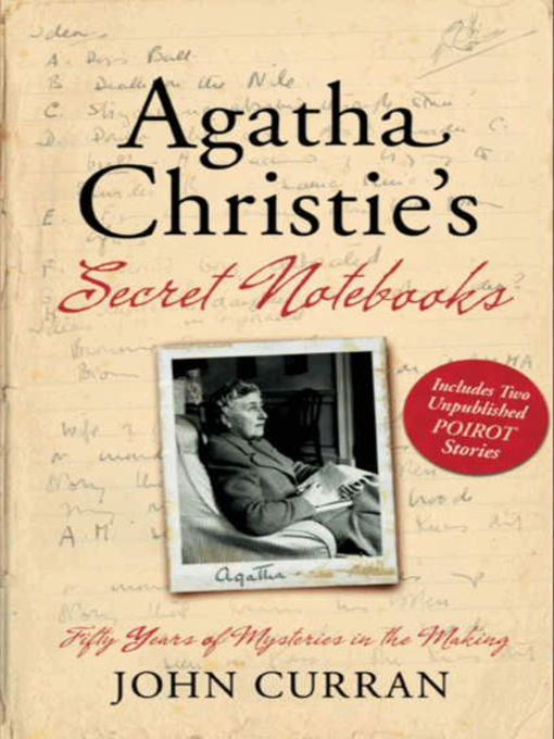 Title details for Agatha Christie's Secret Notebooks by John Curran - Available