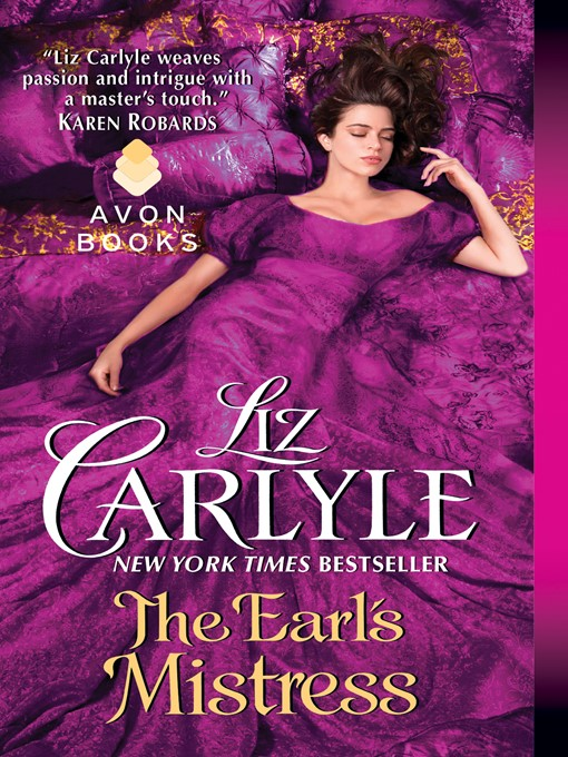 Title details for The Earl's Mistress by Liz Carlyle - Wait list