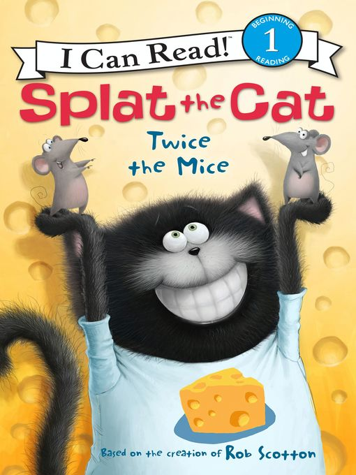 Title details for Twice the Mice by Rob Scotton - Available