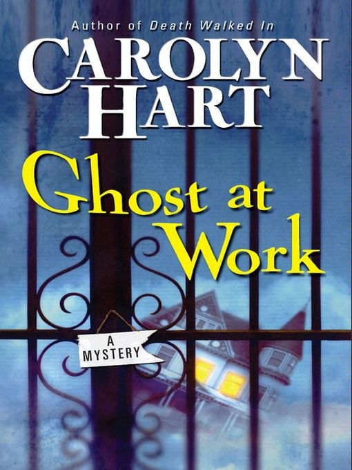 Title details for Ghost at Work by Carolyn Hart - Available