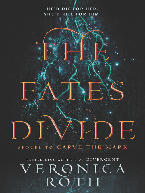 Cover image for book: The Fates Divide