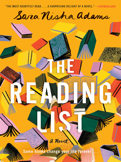 Title details for The Reading List by Sara Nisha Adams - Available