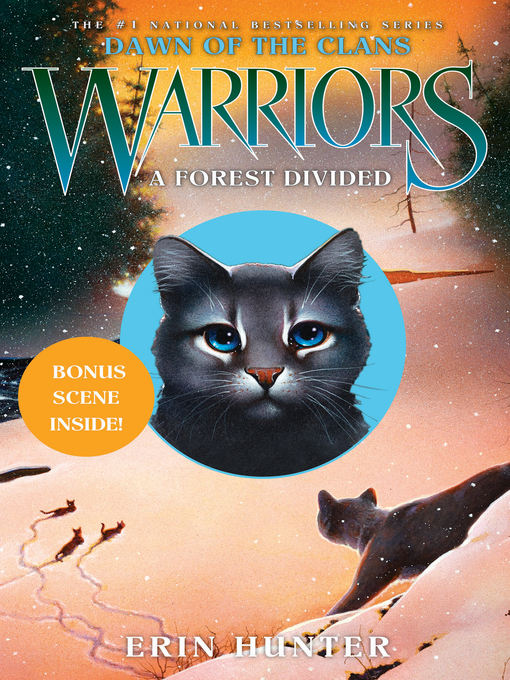 Title details for A Forest Divided by Erin Hunter - Wait list