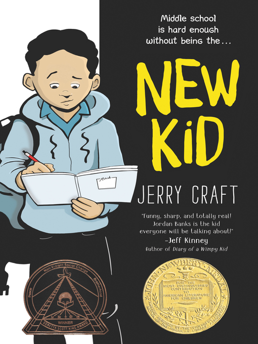 Title details for New Kid by Jerry Craft - Wait list