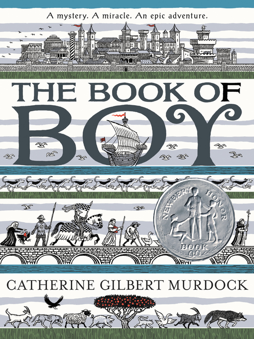 Title details for The Book of Boy by Catherine Gilbert Murdock - Wait list