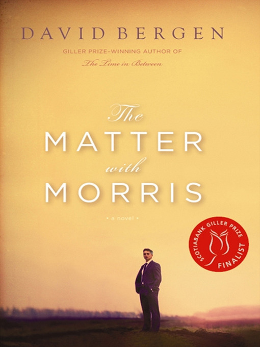 Cover of The Matter With Morris
