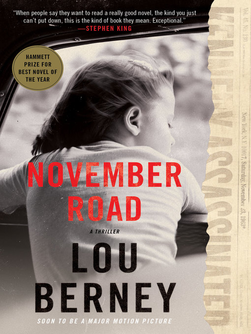 Title details for November Road by Lou Berney - Available