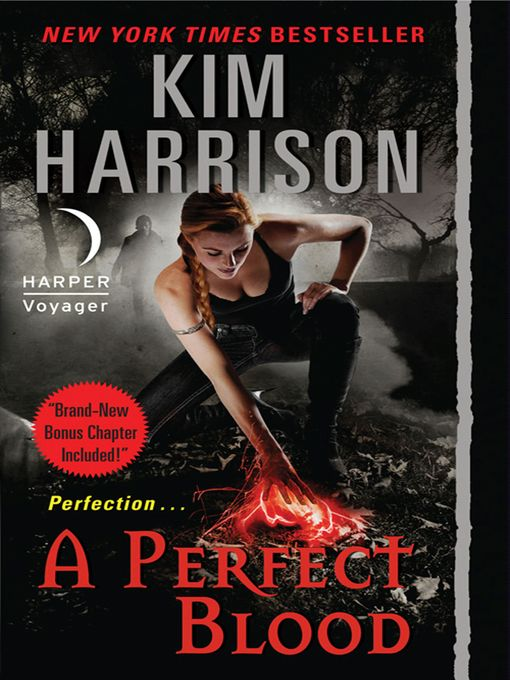 Title details for A Perfect Blood with Bonus Material by Kim Harrison - Available