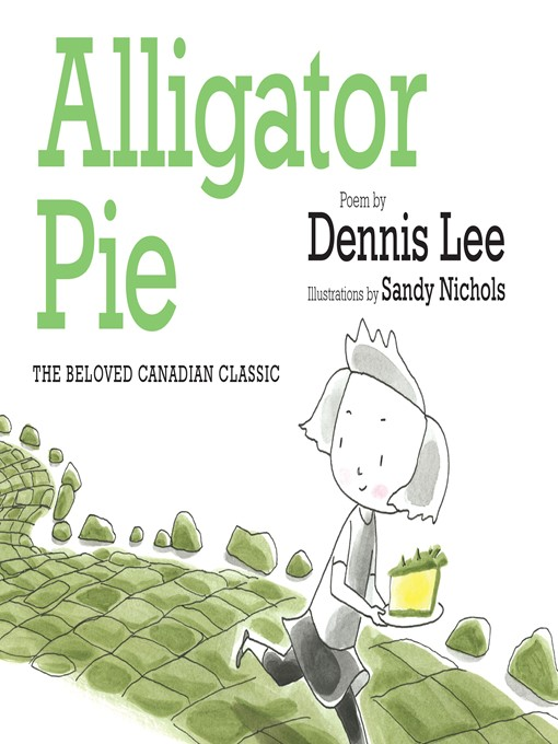 Cover of Alligator Pie Brd Bk