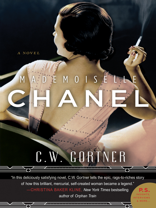 Title details for Mademoiselle Chanel by C. W. Gortner - Available