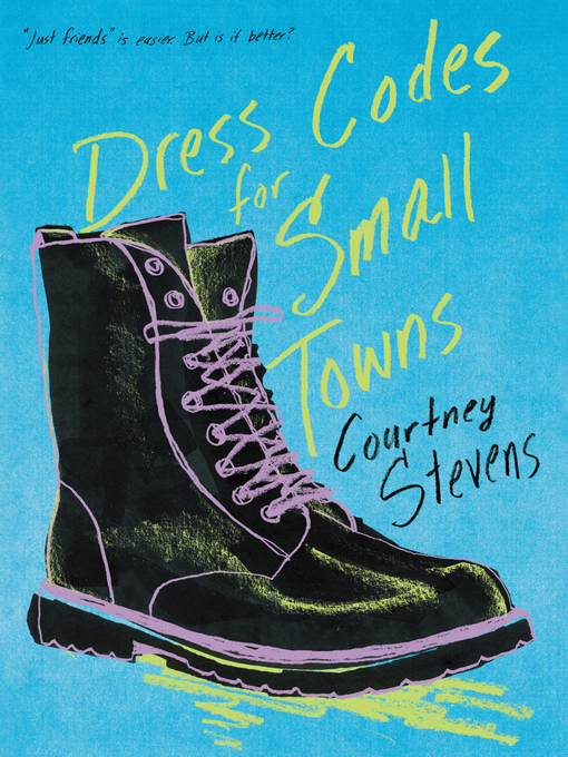 Title details for Dress Codes for Small Towns by Courtney Stevens - Wait list
