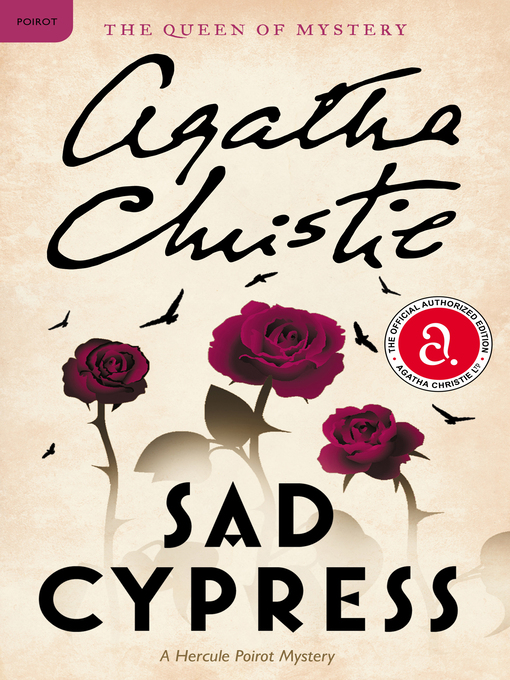 Title details for Sad Cypress by Agatha Christie - Available