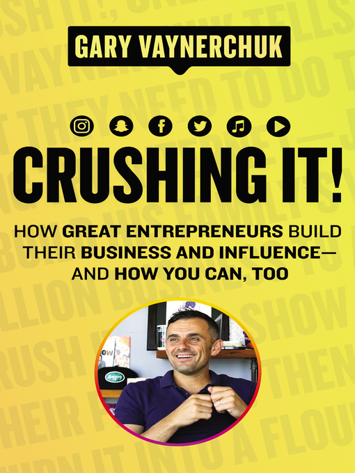 Cover of Crushing It!