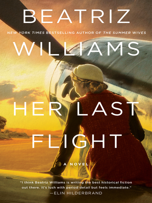 Her Last Flight Book Cover