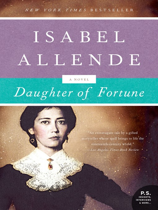 Title details for Daughter of Fortune by Isabel Allende - Available