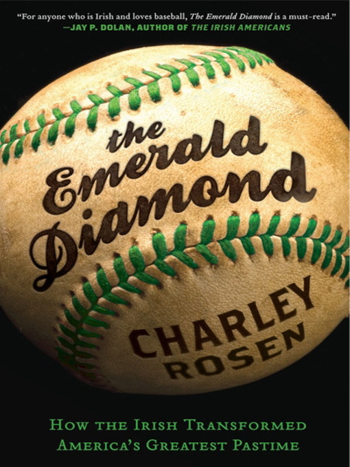 Title details for The Emerald Diamond by Charley Rosen - Available