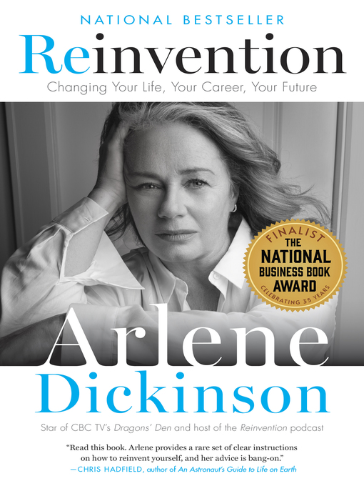 Title details for Reinvention by Arlene Dickinson - Wait list