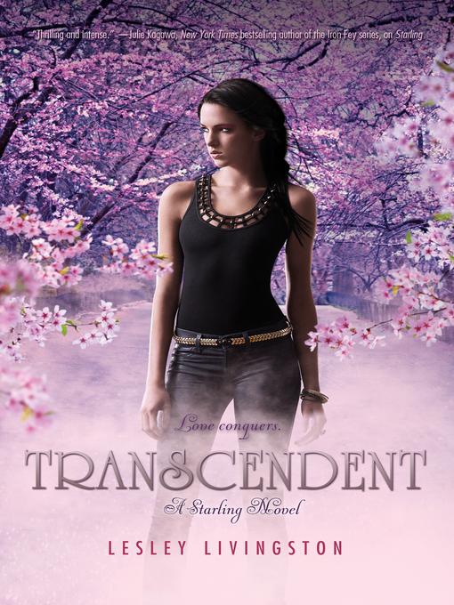 Title details for Transcendent by Lesley Livingston - Available