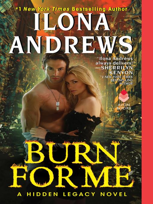 Title details for Burn for Me by Ilona Andrews - Wait list