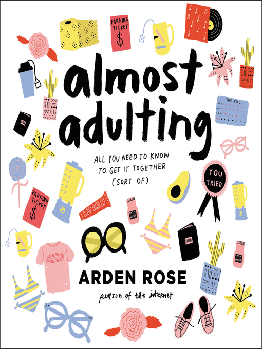 Cover image for book: Almost Adulting