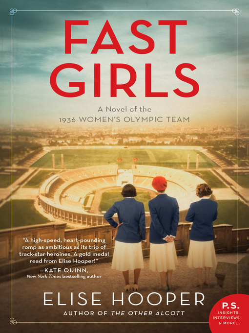 Title details for Fast Girls by Elise Hooper - Wait list