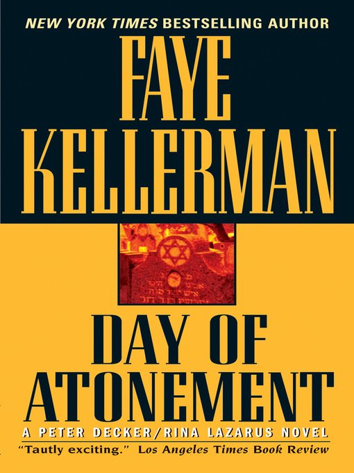 Title details for Day of Atonement by Faye Kellerman - Available