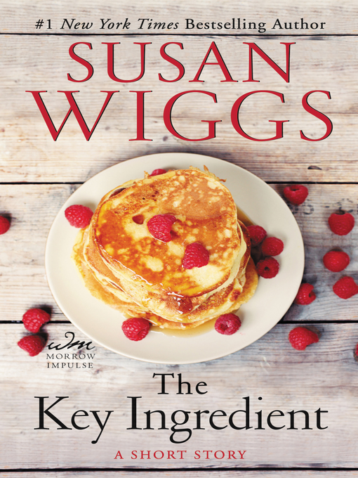Title details for The Key Ingredient by SUSAN WIGGS - Available