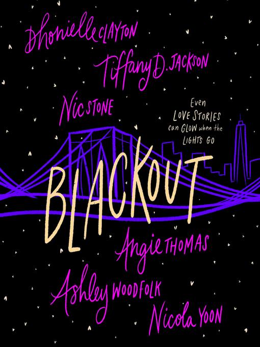 Title details for Blackout by Dhonielle Clayton - Wait list