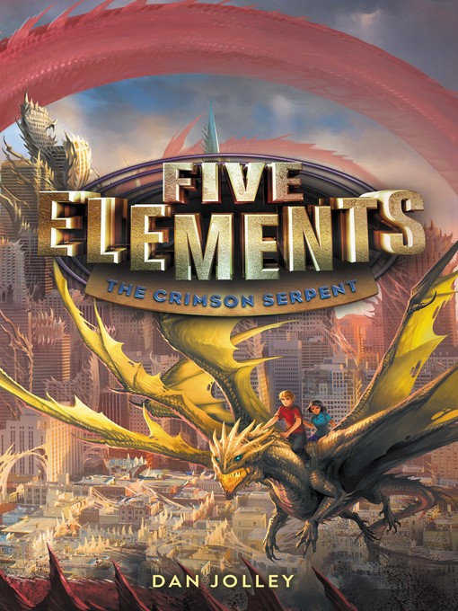 Cover image for Five Elements #3