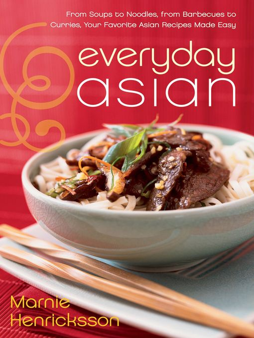 Title details for Everyday Asian by Marnie Henricksson - Available
