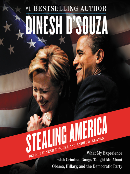 Cover of Stealing America