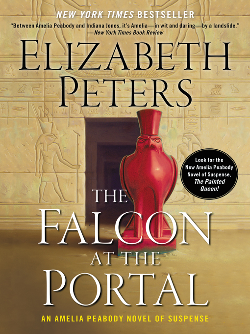 Title details for The Falcon at the Portal by Elizabeth Peters - Available