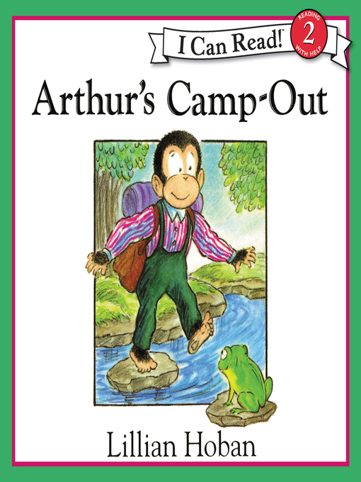 Title details for Arthur's Camp-Out by Lillian Hoban - Available