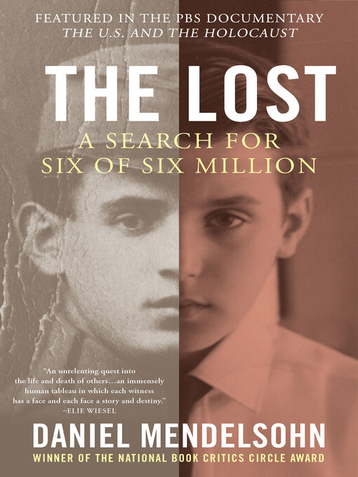 Cover of The Lost