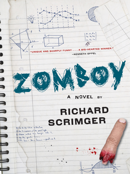 Title details for Zomboy by Richard Scrimger - Available