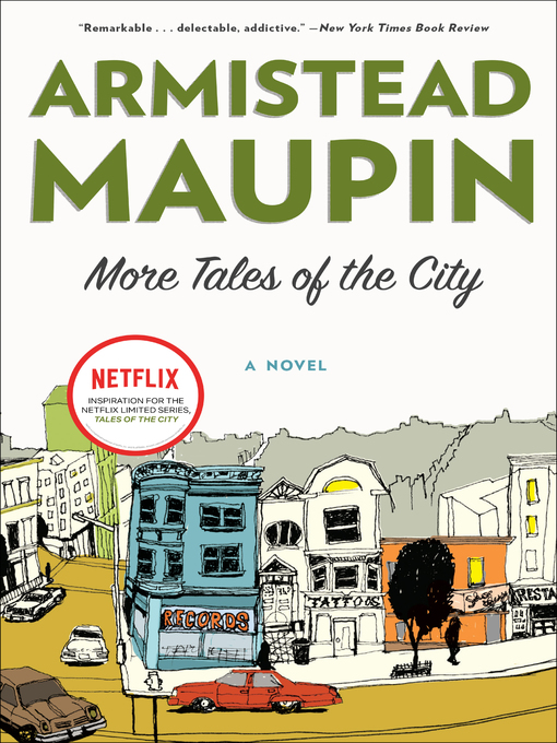 Title details for More Tales of the City by Armistead Maupin - Available