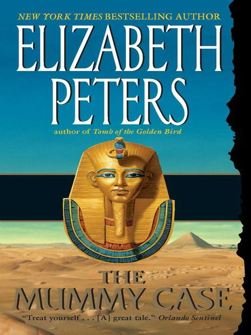 Title details for The Mummy Case by Elizabeth Peters - Available