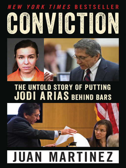 Title details for Conviction by Juan Martinez - Available