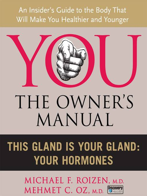 Title details for This Gland is Your Gland by Mehmet C. Oz, M.D. - Available