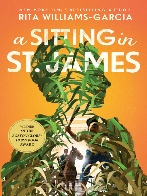 Title details for A Sitting in St. James by Rita Williams-Garcia - Available