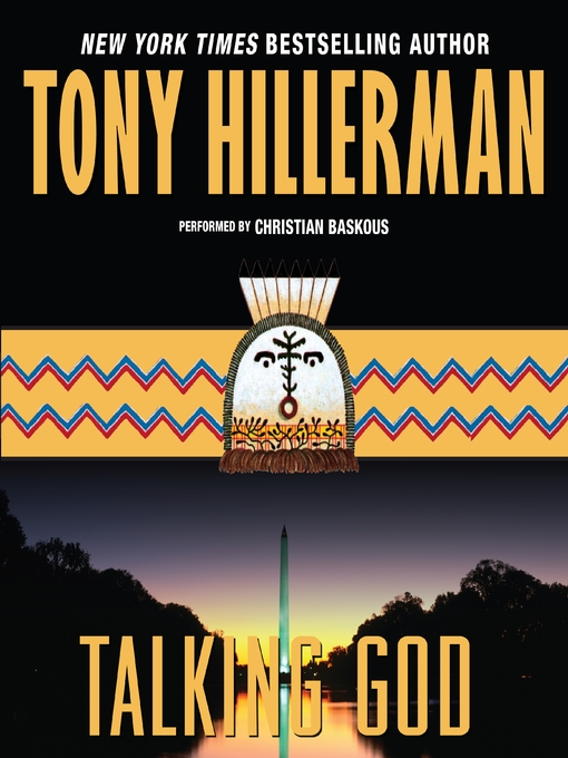 Title details for Talking God by Tony Hillerman - Available