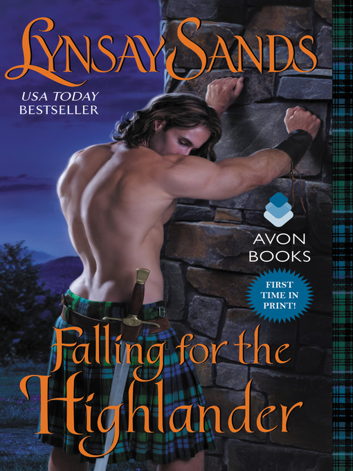 Title details for Falling for the Highlander by Lynsay Sands - Wait list